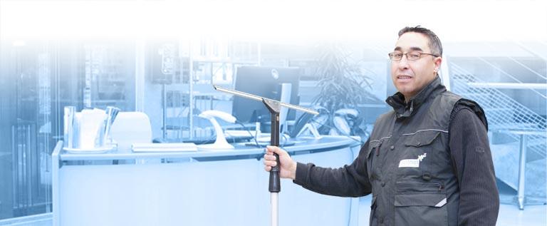Prestation de nettoyage des vitres société de nettoyage Nantnet